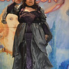 Sunday at FaerieCon West 2013 cosplay costume contest belly dancer and fun