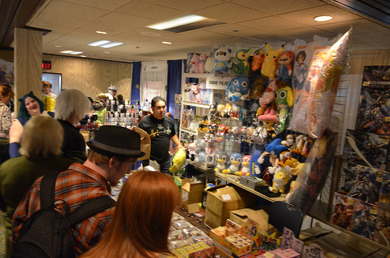 Kumoricon 2012 Show Wrap Up