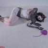 Bre Cat Body Paint - Pet Play
