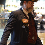 Steamcon V Steampunk Cosplay