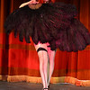 Fan Dancer Burlesuqe Aristrocrats and Steampunk Photo Shoot