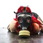 Gas Mask girl 2