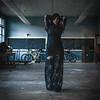 Tempest black dress